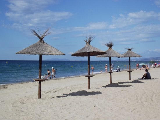 Costa Dorada, España: la spiaggia