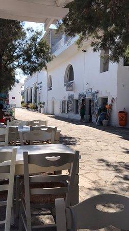 Piso Livadi, Grecia: Rilassante