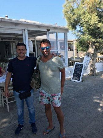 Drios, Grecia: Complimenti allo staff!