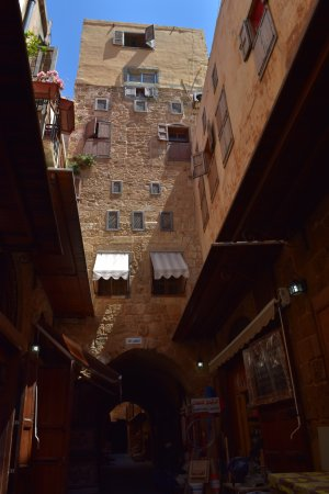 Sidon, Lebanon: Sayda Souk -