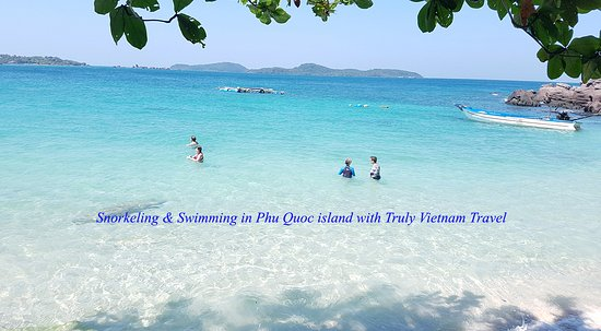 Duong Dong, Vietnam: Snorkeling with Truly Vietnam Travel