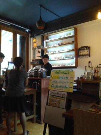 Cafe D Bar Yangon