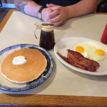 McCammon, ID: Little Rock Cafe breakfast!