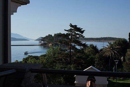 Arbiana Hotel: View from room