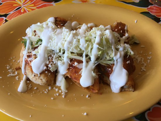 Mijita: Enchilada