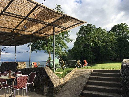 Café Restaurant Plage de Boudry: photo0.jpg