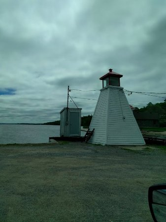 "Arnprior, Καναδάς: Very small ""lighthouse"""