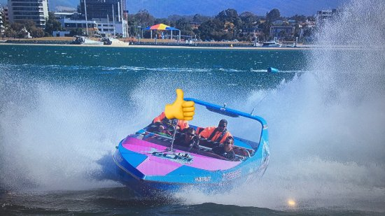 GC Jet Boating: Fun time
