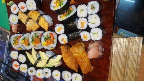 Paisley, UK: Japan Street Food