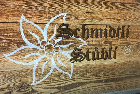 Restaurant Schmidtli Stübli: Schmidtli Stübli