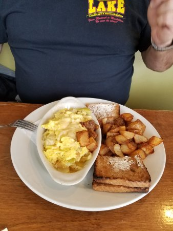 Kings Park, NY: Scramble Special
