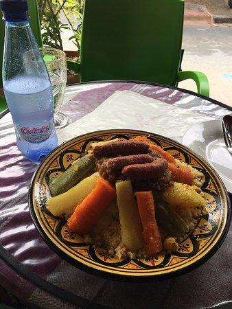 Zayna Resto : Couscous Royal