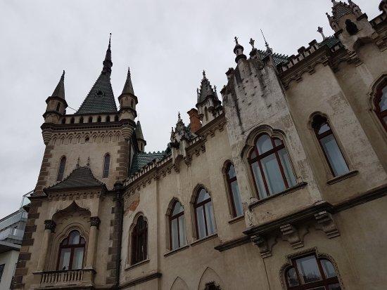 Kosice, Slovakiet: Jakabov Palac