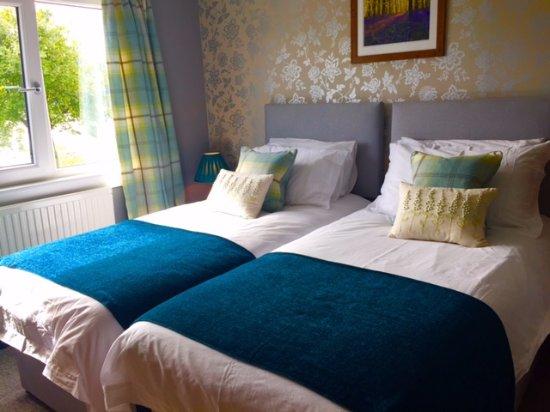 Lochcarron, UK: First floor twin room