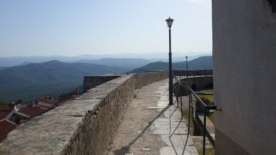 Hilltop Walled Ancient City of Motovun: Motovun