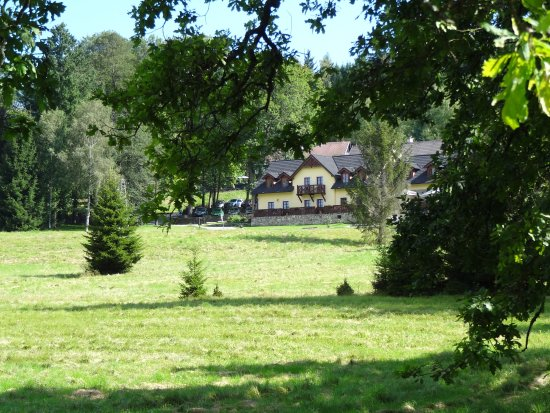 Penzion a restaurace Lesovna Žofín: Lesovna