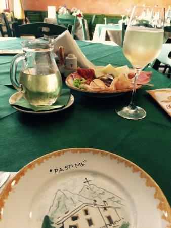 Pizzoferrato, อิตาลี: Bar-Trattoria Pastime