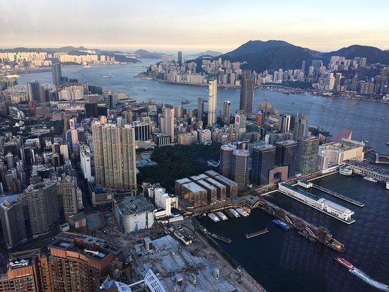 Sky100 Hong Kong Observation Deck: photo2.jpg
