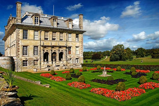 Wimborne Minster, UK: Magnificent Kingston Lacy House. Architecture to treasure and a house full of treasures.