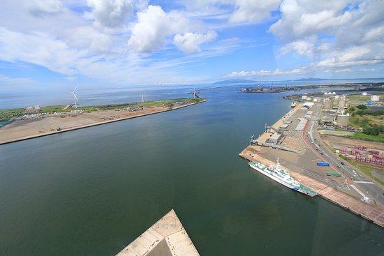 Michi-no-Eki Akita Port