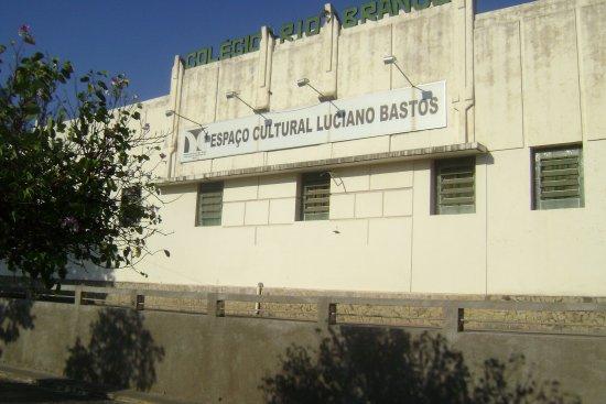 Cultural Space Luciano Bastos