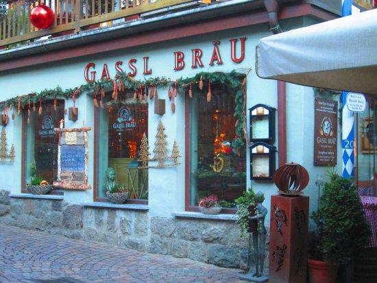 Chiusa, Italy: il pub della cittadina