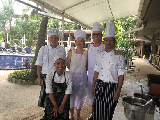 Best Western Premier Bangtao Beach Resort & Spa: We had an absolute ball. The staff are magnificent and nothing is too much trouble. We did a coo