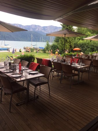 Nussdorf am Attersee, Austria: 😊☀️😊 Sommer ☀️😊☀️