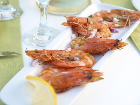 Almyrida, Greece: Delicious flavours
