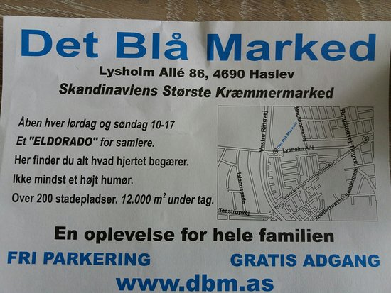 Det Blå Marked