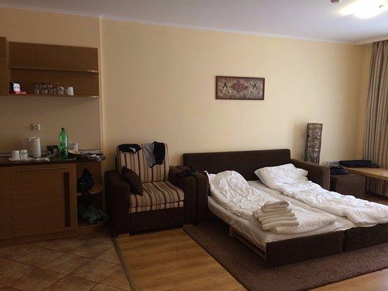 Martinez aparthotel sozopol bulgaristan otel for Appart hotel 86