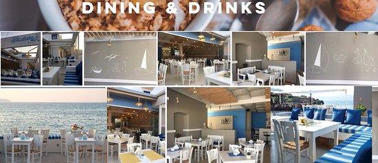 Almyrida, Greece: New renovated space!!!! Taste the Cretan hospitality & us delicious flavours.