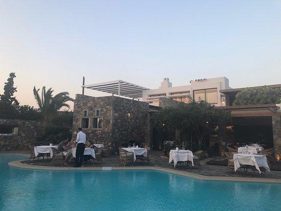 St. Nicolas Bay Resort Hotel & Villas: Minotaurus restaurant