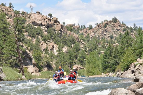 Independent Whitewater: Brown's Canyon