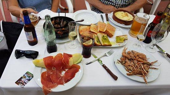 Restaurant can pepes pineda de mar omd men om for Restaurant pineda de mar