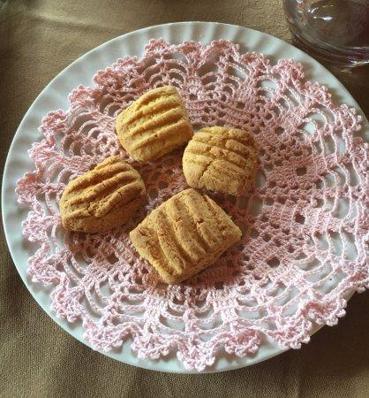 Biscottini di accompagnamento del caffè fatti in casa