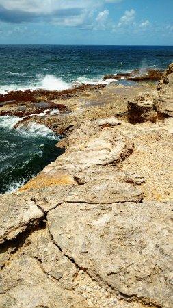 Saint Michael Parish, บาร์เบโดส: La couleur de l'eau émeraude