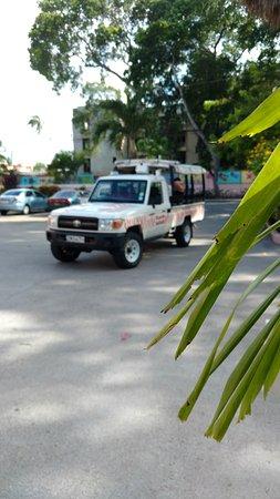 Saint Michael Parish, Barbados: Cueillette directement à notre hôtel