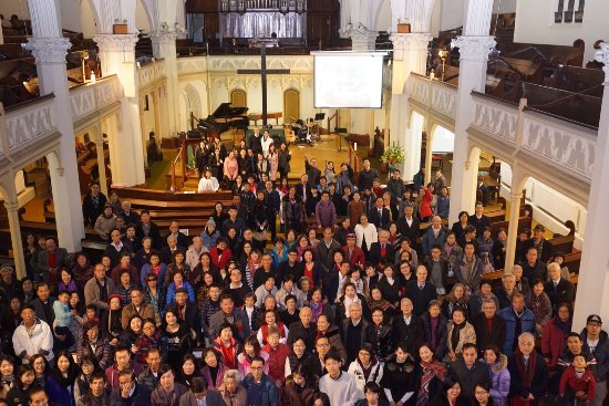Uniting Church Gospel Hall Melbourne