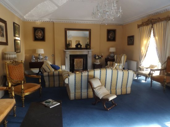 Walcot Bed and Breakfast: Sitting room