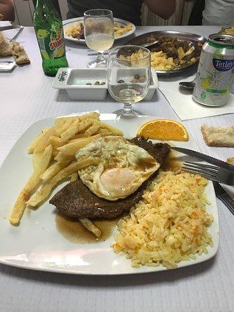 תמונה מRestaurante Arco-Iris