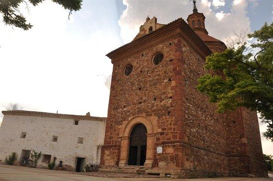 Ermita de la Virgen de Los Olmos