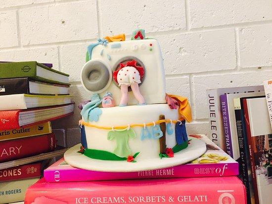 Admirable Unique Birthday Cake Design Picture Of Passion Restaurant Funny Birthday Cards Online Alyptdamsfinfo