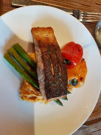 Paradise Valley, AZ: Scottish Salmon special