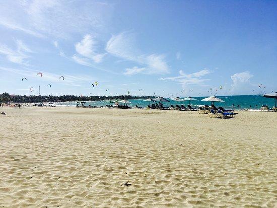 Cabarete Beach: The Beach