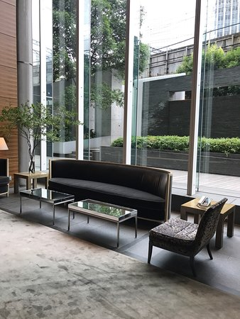 Four Seasons Hotel Tokyo at Marunouchi: Four seasons Tokyo