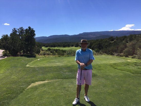 Paa-Ko Ridge Golf Club: Thursday afternoon in the mountains 😎🏌🏾👍