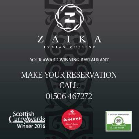 Livingston, UK: DINE WITH US