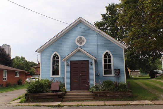 Nathaniel Dett Memorial Chapel British Methodist Episcopal Church