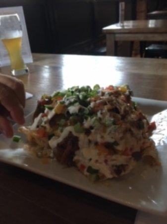 Indiana, Пенсильвания: Delicious pulled pork